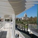 El Palmeral de las sorpresas de Málaga