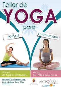Taller de Yoga en Antequera