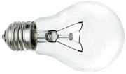 Consumo con bombillas incandescentes