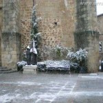 Caceres nevado