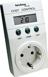 Technoline Cost Control - Medidor del Consumo Energético