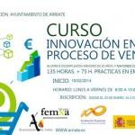 Curso Innovación en el proceso de ventas en Arriate