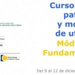 Curso sobre patentes y modelos de utilidad