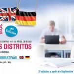 Cursos de ingles y alemán en los distritos de Málaga