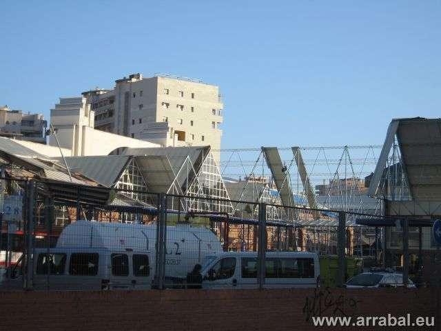 estacion autobuses tornado malaga