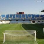 Estadio La Rosaleda de Málaga