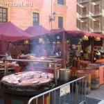 Mercado medieval de Granada 2009