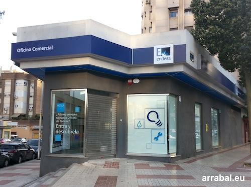 Endesa m laga nueva oficina sin cita previa for Oficina desempleo cita previa