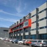 Nuevo edificio de Industriales UMA