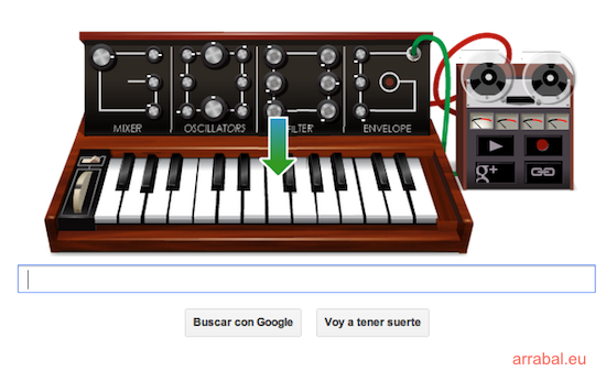 El Piano de Google