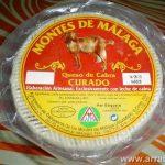 Queso de cabra Montes de Málaga