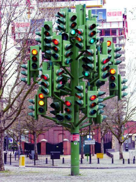 arbol de semaforos