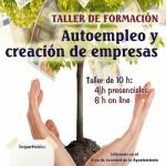 Taller de autoempleo en Villanueva de la Concepción