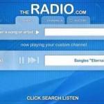 theRADIO.com, música gratis y facil de usar.