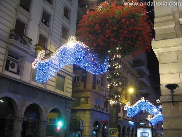 fotos de navidad de Granada