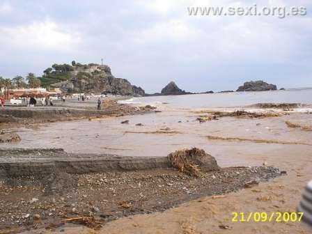 playas almuñecar