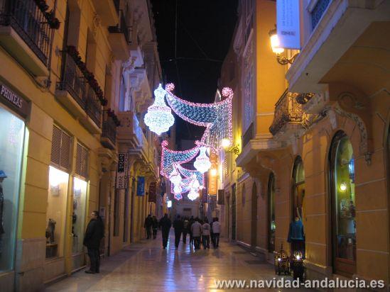 Calle Echegaray Malaga