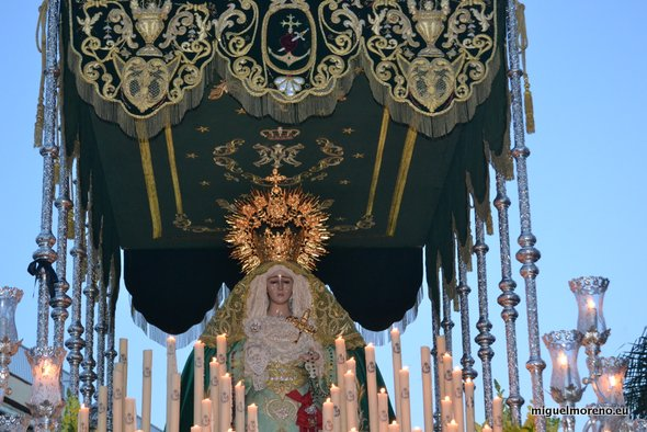 Virgen Esperanza de Almuñecar