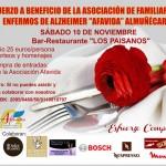 Almuerzo solidario en Almuñecar