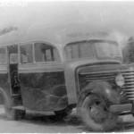Autobuses antiguos de Málaga