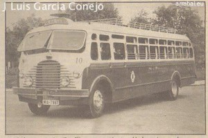 Autobus Daile Puerto de la Torre