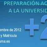 Cursos Acceso a la Universidad