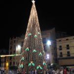 Navidad 2008 en Málaga