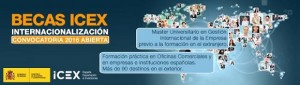 Becas ICEX de Internacionalización Empresarial 2016