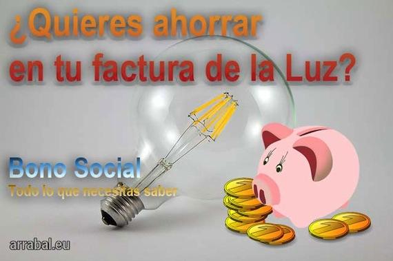 Bono Social para ahorrar en la factura electrica