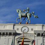 Caballo del Ayuntamiento de Granada