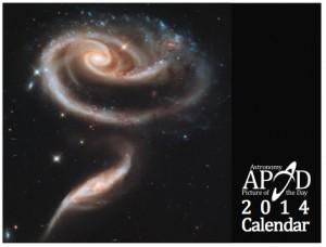 Calendario Astronomy Picture of the Day de la Nasa