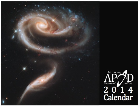 Calendario Astronomy Picture of the Day de la Nasa