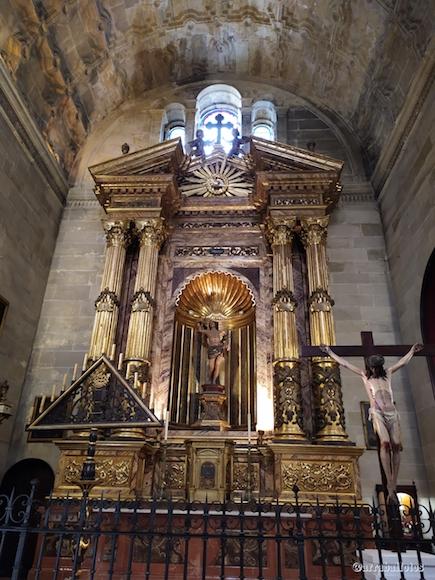 Capilla de San Sebastián de la Catedral de Málaga