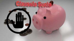 Elimina la clausula suelo de tu hipoteca