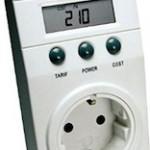 Medidores del consumo eléctrico
