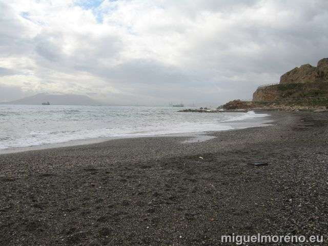 Playas del Peñon del Cuervo
