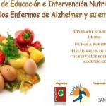 Curso de Nutrición para cuidadores y familiares de enfermos de Alzheimer en Almuñecar