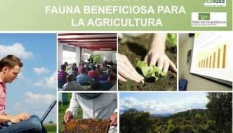 Curso sobre fauna beneficiosa para la agricultura ecológica