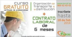 """Curso gratuito """"Organización del Transporte y la Distribución"""""""
