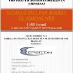Curso gratis de confección y diseño de paginas web en Fuengirola