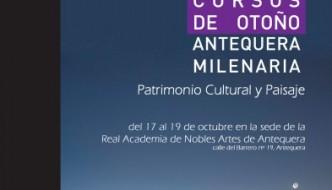 """Curso """"Patrimonio Cultural y Paisaje"""" en Antequera"""