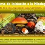 Curso de iniciación a la micología en Jimena