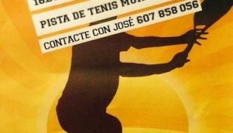 Curso de Tenis en Almogía