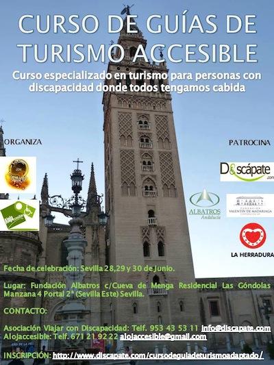 Curso de Guías para Turismo Accesible