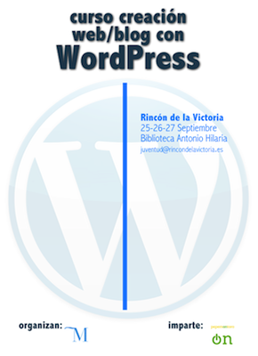 Curso gratis de WordPress