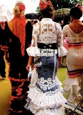 Curso intensivo de Patronaje de Flamenca