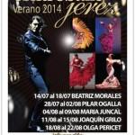 Cursos de Flamenco Verano 2014 en Jerez