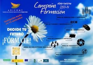 Cursos gratis de formación en la comarca de Miajadas-Trujillo
