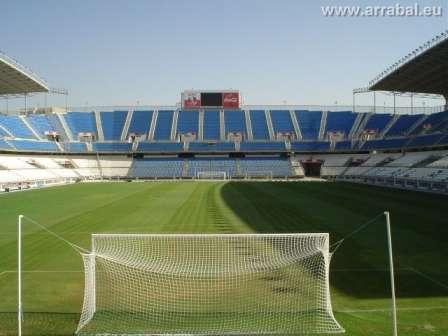 estadio futbol rosaleda malaga