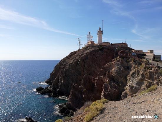 Faro de Cabo de Gata - Nijar